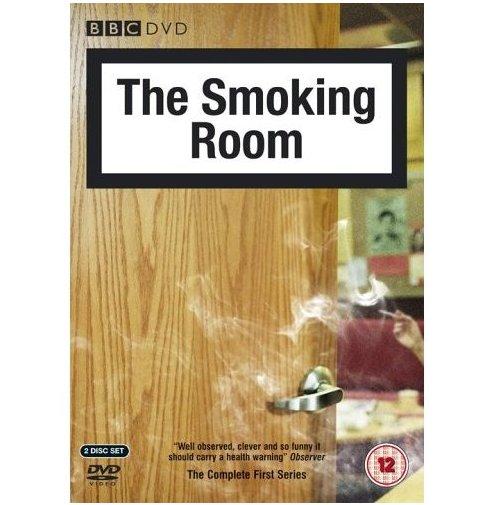 The Smoking Room Series 1 DVD