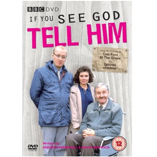 If You See God Tell Him Richard Briers DVD (1993)