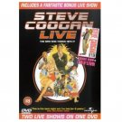 Steve Coogan Live n Lewd/The Man Who Thinks He's It DVD