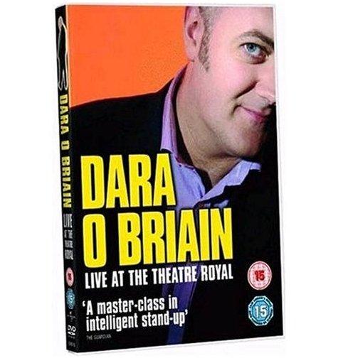Dara O'Briain Live at the Theatre Royal 2006 DVD