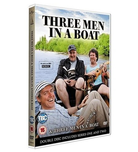 Three Men in a Boat/Three Men in Another Boat DVD