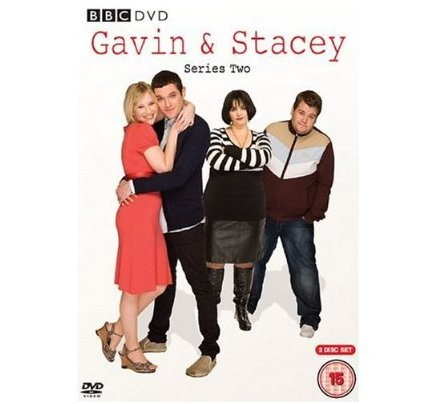 Gavin and Stacey Series 2 DVD