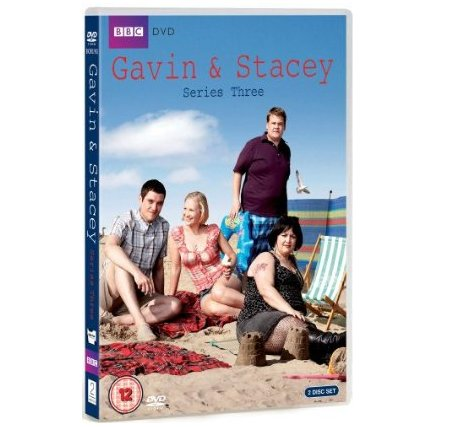 Gavin and Stacey Series 3 DVD