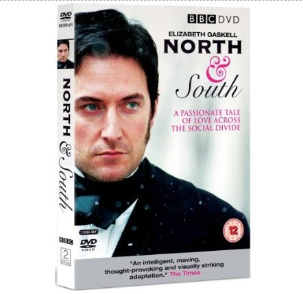North and South Complete Series DVD