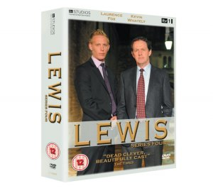 Lewis Series 4 DVD