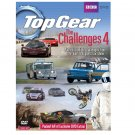 Top Gear: The Challenges 4 DVD