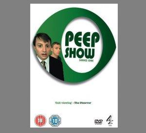 Peep Show Series 1 DVD