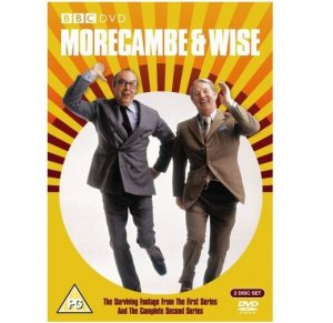 Morecambe and Wise BBC Surviving Footage from Series 1 & Complete Series 2 DVD