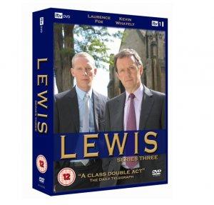 Lewis Series 3 DVD