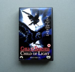 Child of Darkness Child of Light RARE OOP BIG BOX VHS