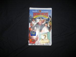BRAND NEW VHS RICHIE RICHS CHRISTMAS WISH TAPE W/PLAY MONEY & RR KEEPSAKE