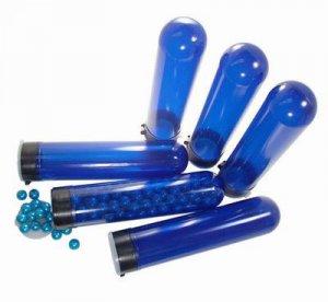 4 Pack -Blue Fliptop 140 round Pods