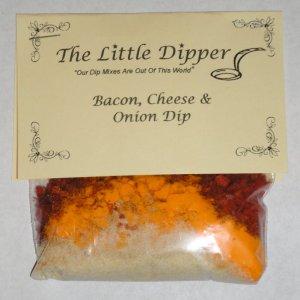 Bacon, Cheese & Onion Dip