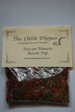 Tuscan Tomato Bacon Dip Mix