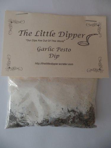 Garlic Pesto Dip Mix