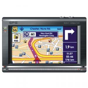 GPS System with Blue Tooth - Maps for all over the World - MP4 Player