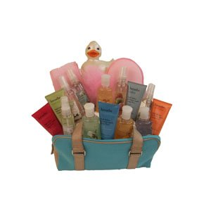 Bath and Body All in one Gift Basket