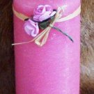 Small Pillar Pink (Rose)