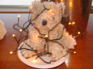 Teddies Tangled Mess  - SCENT- Angel Wings