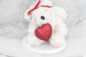 Beary Much In Love -  SCENT - Angel Wings