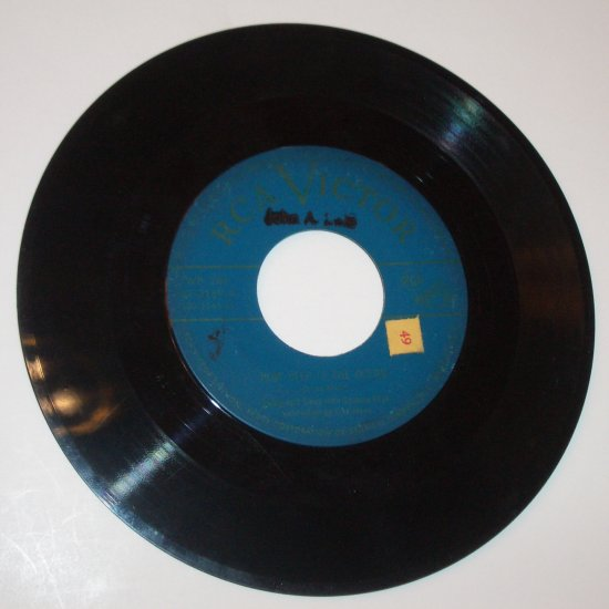 """Sammy Kaye 7"""" Record How Deep is the Ocean / Say it isn't so"""