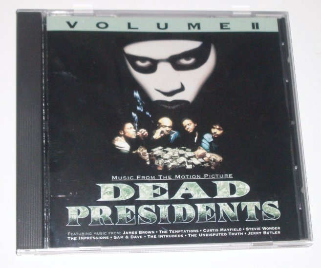Dead Presidents: Music From The Motion Picture, Volume II Soundtrack 1996
