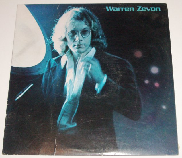 Warren Zevon Self-Titled Debut Elektra / Asylum 1976 LP with Fleetwood Mac et al
