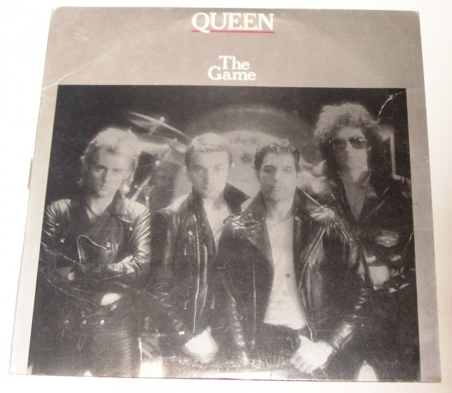 Queen The Game 1980 33 RMP Vinyl LP Another One Bites the Dust +