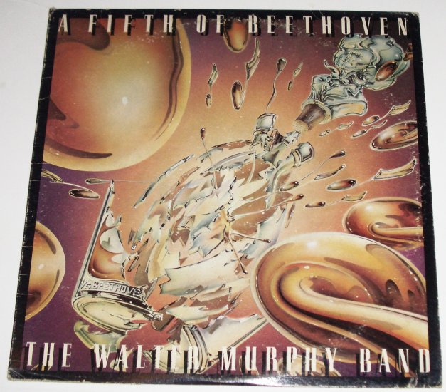 A Fifth of Beethoven The Walter Murphy Band 33 RPM Vinyl LP