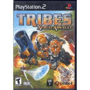 Tribes: Aerial Assault PlayStation 2 PS2 Game