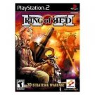 Ring of Red Konami PS2 Game PlayStation 2