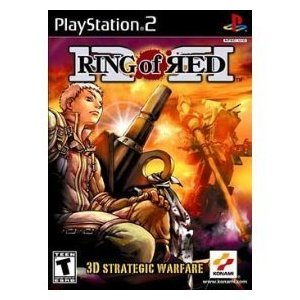 Ring of Red Konami PS2 Game PlayStation 2