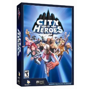 City of Heroes Online NC Soft PC Game