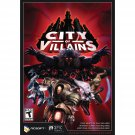 City of Villains Online by NcSoft Cryptic Studios PC Game
