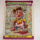 Grossville High Trading Card 60/66 Betty Blooper