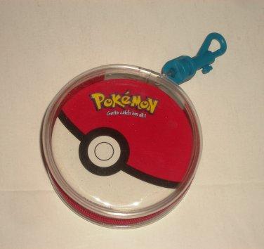 Pokemon Rummy Card Game with Case Gotta Catch 'em All! 1999 Nintendo
