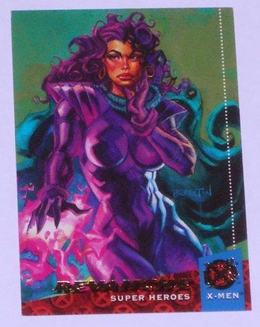 REVANCHE '94 Fleer Ultra X-Men Super Heroes Trading Card Marvel Comics #8