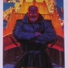 RED SKULL '94 Fleer Ultra X-Men Super Heroes Trading Card Marvel Comics # 99