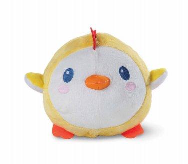 Little Tikes Wiggimals Chicken Plush ~ Soft Wiggly Chick with Sound & Movement