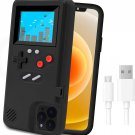 Game Console Case for iPhone 11 PRO Protective Cover 36 Retro Games