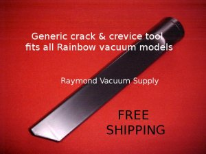 Crack & Crevice Tool Attachment for Rainbow Vacuum Cleaners
