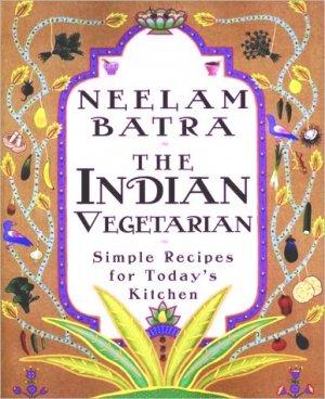 The Indian Vegetarian (Paperback)