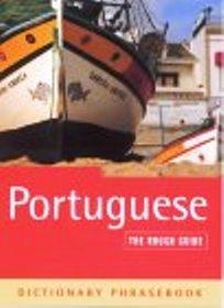 PORTUGUESE - A Rough Guide Dictionary Phrasebook