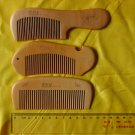 Wood Comb For Children