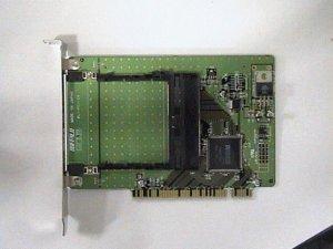 BUFFALO PC CARD/PCMCIA ADAPTER TO PCI BUS CARD