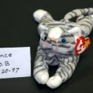 PRANCE THE STRIPED CAT BEANIE BABY