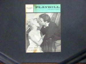 Playbill - John Golden Theatre - Look Back in Anger