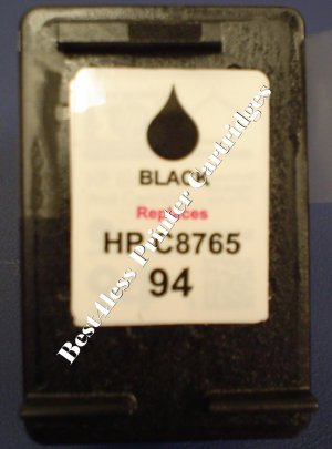 HP 94 C8765WN black inkjet cartridge C8765W
