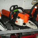 Chainsaw Cradle