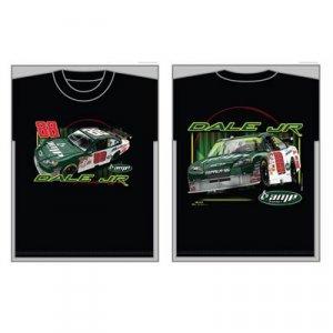88 Dale Earnhardt Jr. Black Amp Loud and Proud Tee